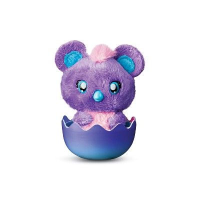 """Hatchimals Hatchtopia Life 2"""" Plush Blind Pack with"""