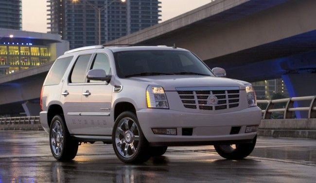 2016 Cadillac Escalade Hybrid Price Mpg Review