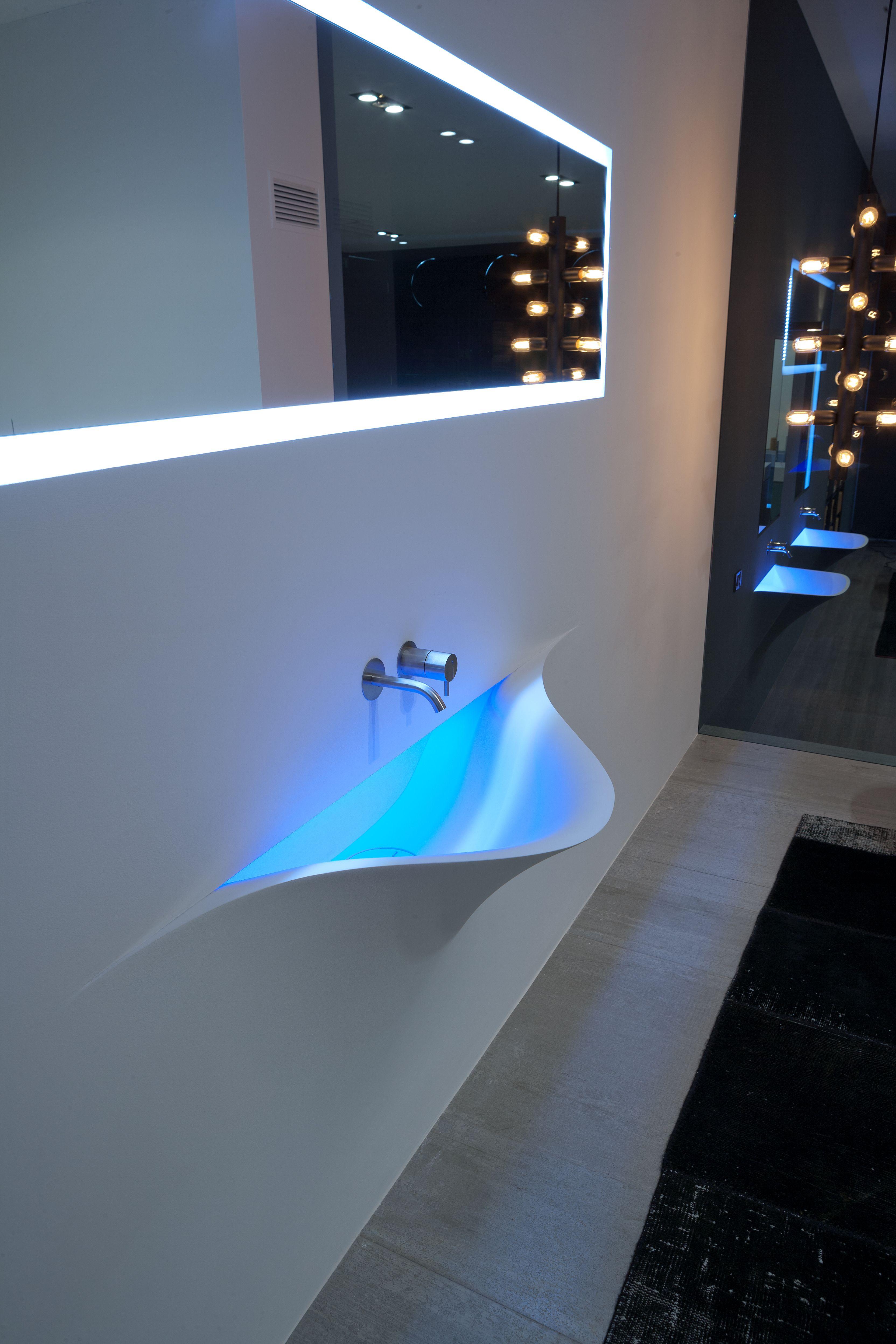 Antoniolupi silenzio design domenico de palo sinks for Servizi da bagno moderni