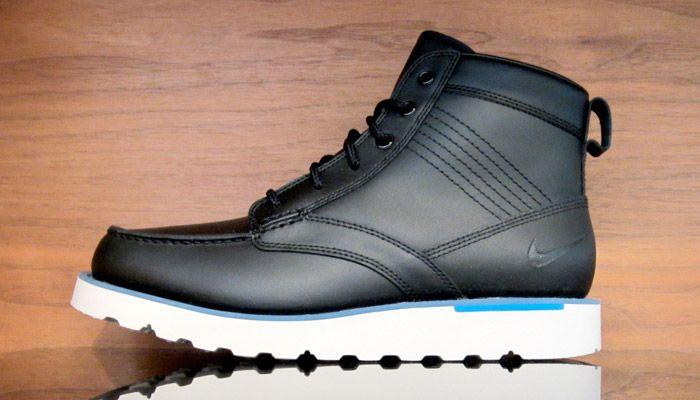 62ea2c21bf Nike Kingman Leather Black/Utility Blue   Me in 2019   Zapatos ...