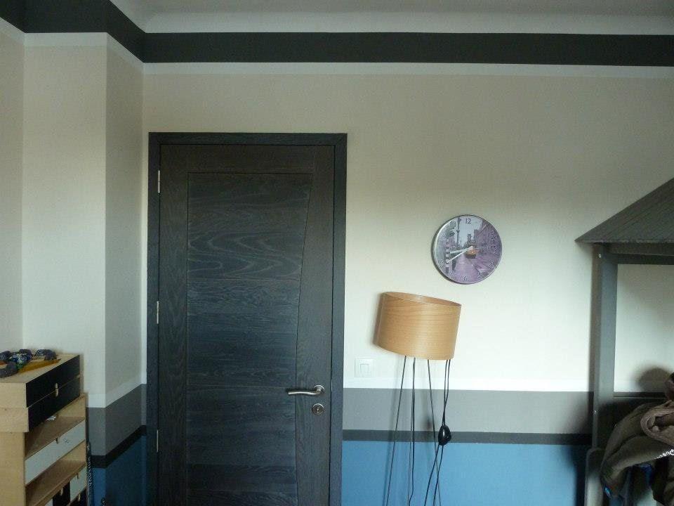 Menuiseries (portes) interieures deco avec ISO 19 - 38630 - CORBELIN