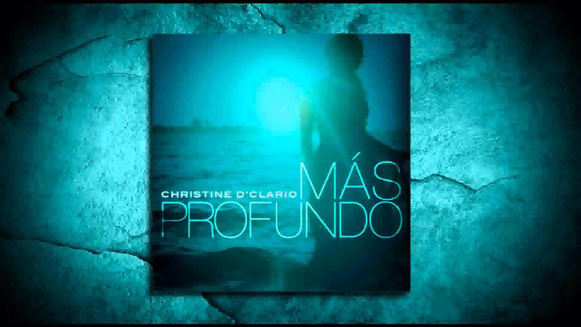 Christine D'Clario - Santo (Tu Nombre Es)   Más Profundo 2013 (+playlist)
