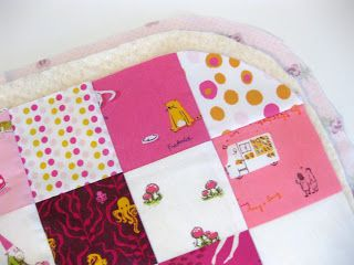 Fashioned by Meg: Patchwork Placemat Tutorial
