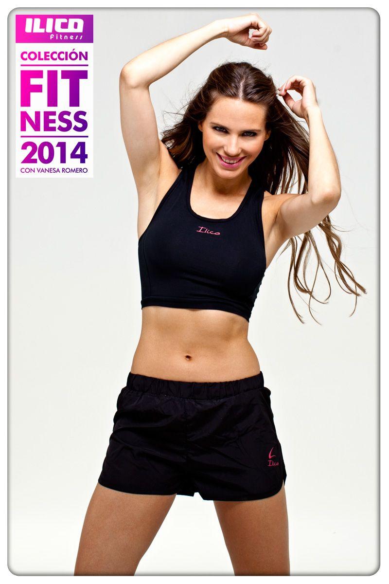 Colecci n fitness con vanesa romero colecci n fitness for Vanesa romero ropa interior