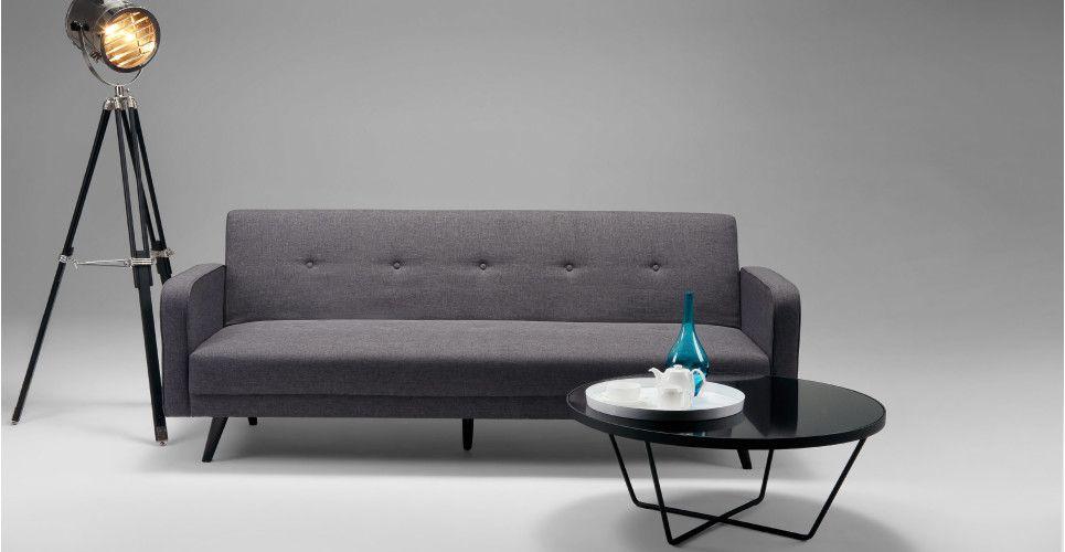 Divano Letto Made.Divano Letto Chou Grigio Made Com Idee Home Sofa Bed