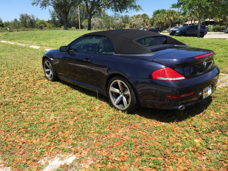 Board Member Selling A Pristine Bmw 650 Low Mileage Paws Will