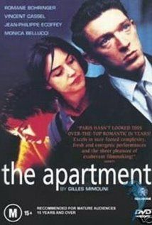 L'appartement - this movie made me fall in love with Paris, and Monica Bellucci