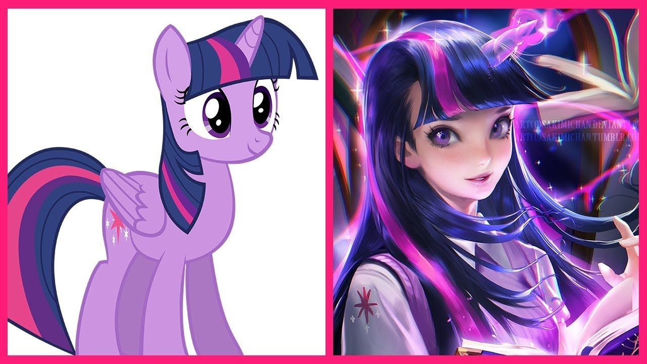 My Little Pony - Galoping Galla - Human Version by