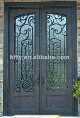 Doors by Design offers a wide selection of custom iron doors. We work with each customer to create the exact door for their dreams. & porta mediterrânea - Pesquisa Google | Gated Doors | Pinterest ...