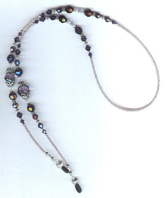 ce0a64071a8 Beaded Eyeglass Chains