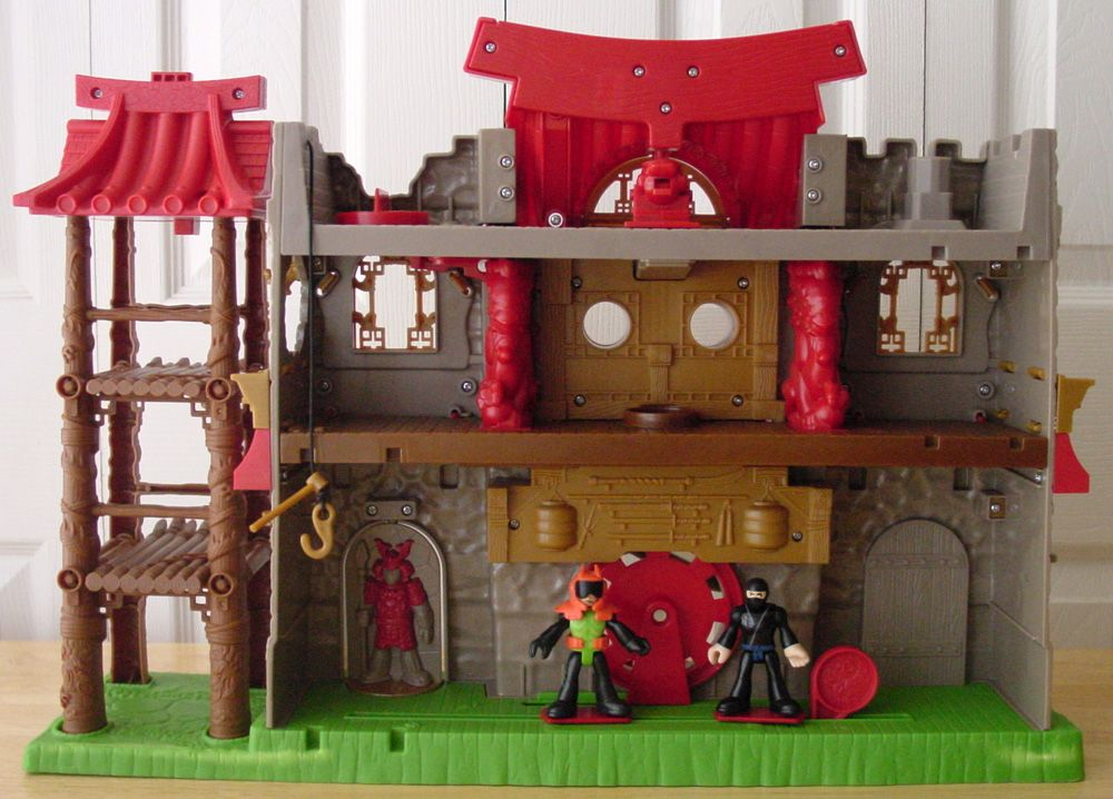 Pin by Jenne Lehnerd on imaginext in 2020 Playset