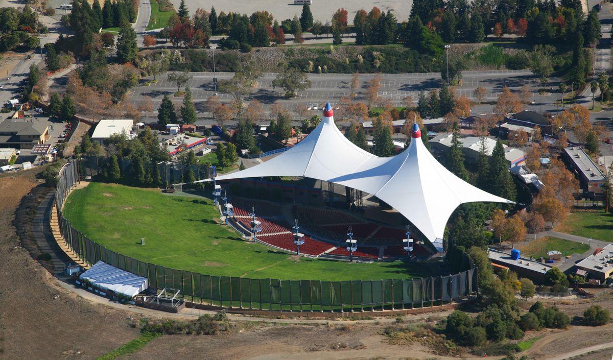 Didyouhearwhatijustheard Shoreline Amphitheater California Mountains Mountain View California