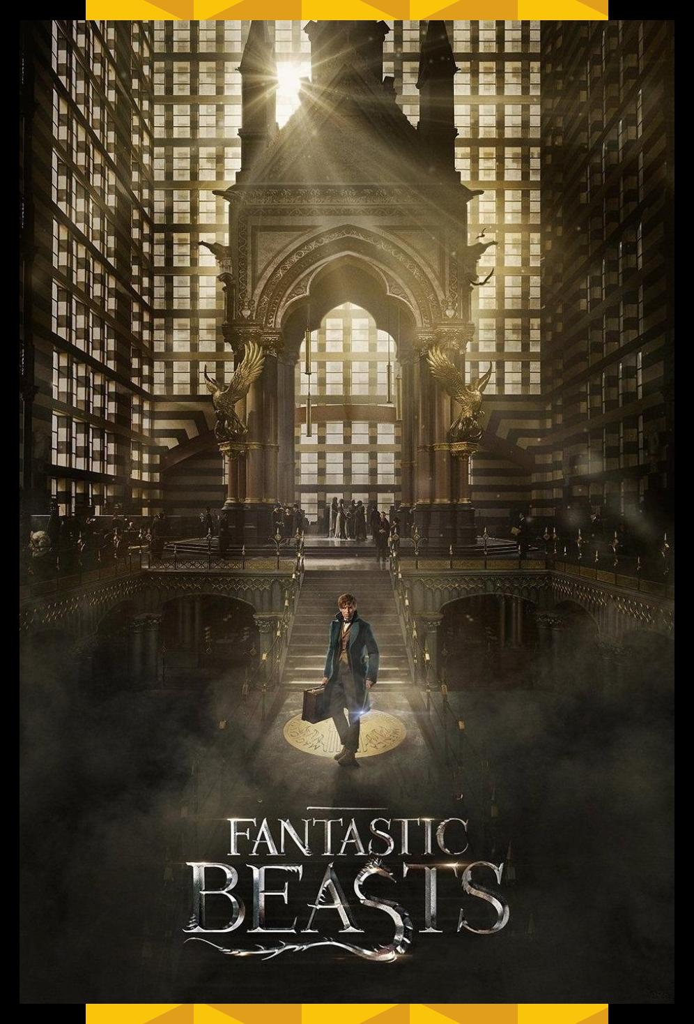 Neuer Filmtrailer Zu Fantastic Beasts Ist Ein Film Von David Yates Und Mit Den Fantastic Beasts Movie Fantastic Beasts And Where Harry Potter Fantastic Beasts