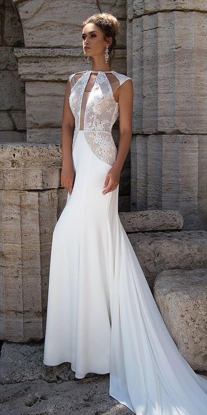 Pin by meriete van der zijden on trouwjurken pinterest wedding