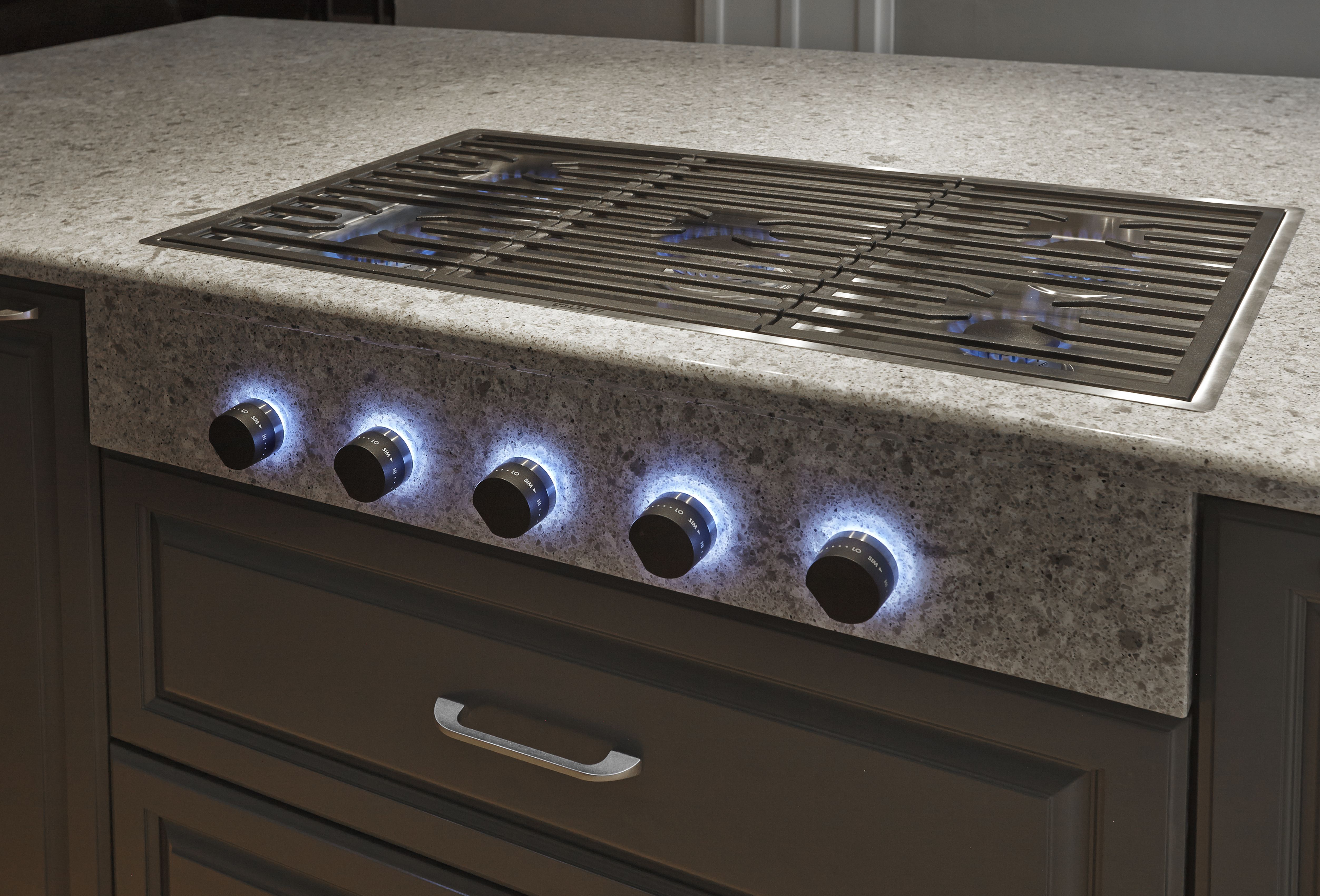 Check Out This Brand New Gas Cooktop From Subzero Wolf Liances One Of The Many Kitchen Design Innovations We Offer Get Cooking