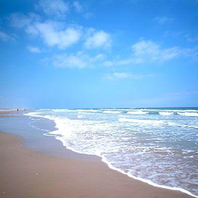 America S Best Beaches Malaquite Beach North Padre Island Texas Is