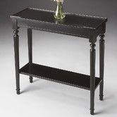 Found it at Wayfair - Masterpiece Casual Console Table