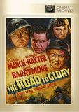 The Road to Glory [DVD] [English] [1936]