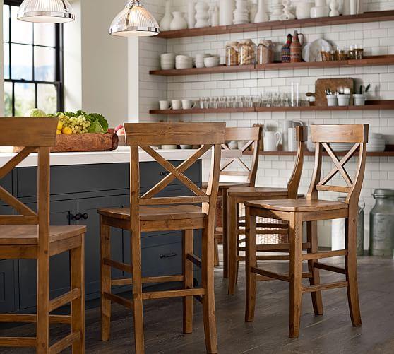 Aaron Barstool Counter Height Seadrift Kitchen Furniture