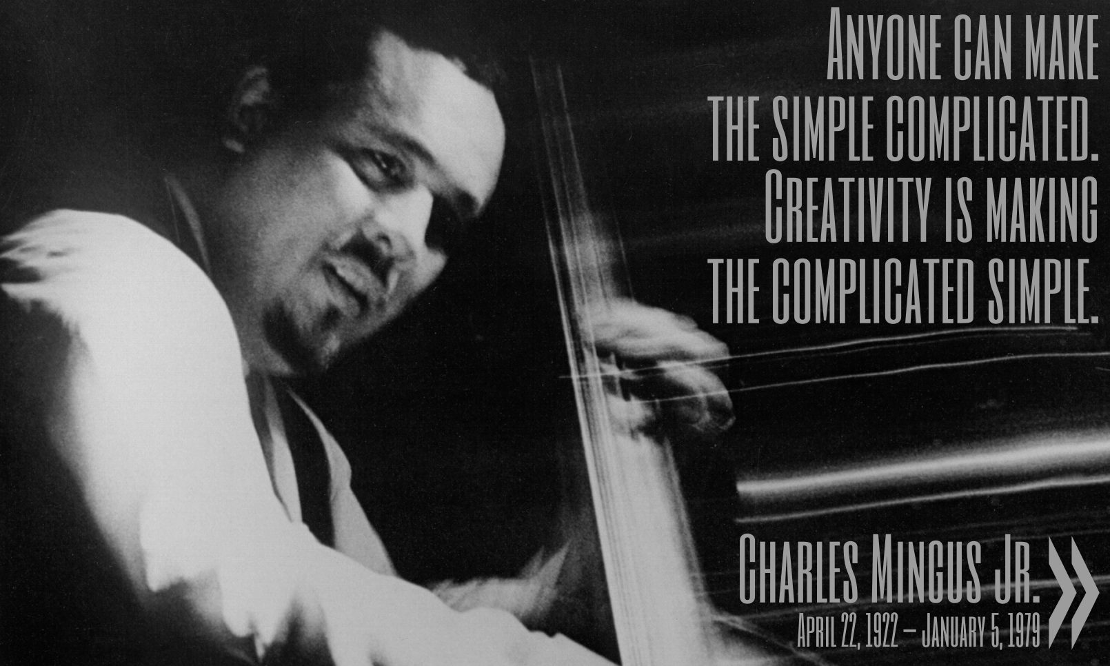 #CharlesMingus #Jazz