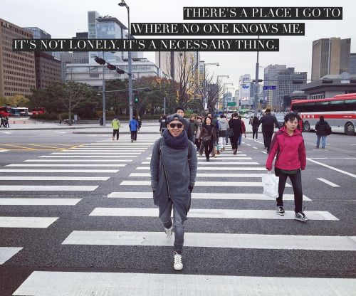 Dont get it twisted. Just because I am alone does...  Instagram travelquote