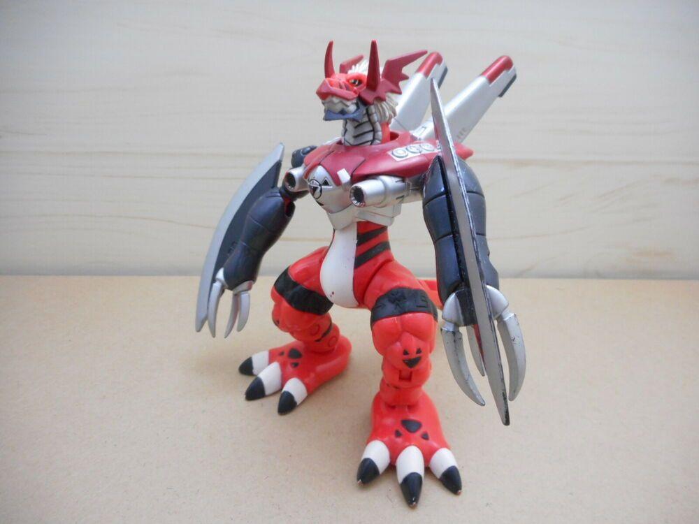 Action Figure Digimon Adventure 01 Wargreymon //BANDAI  Japan