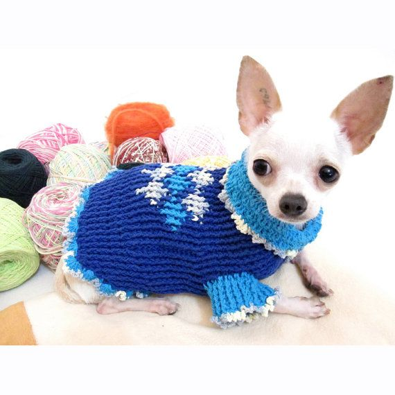 Unique Dog Sweater Teacup Chihuahua Clothes Clothes for Kittens ...