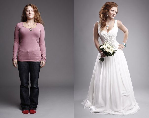"Apple"" shaped Bride Choosing a wedding dress for ""Apple"" shaped ..."