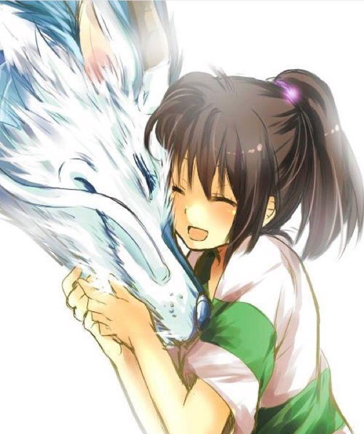 Photo of Anime/Manga: Chihiros Reise ins Zauberland Kawaii❤️❤️