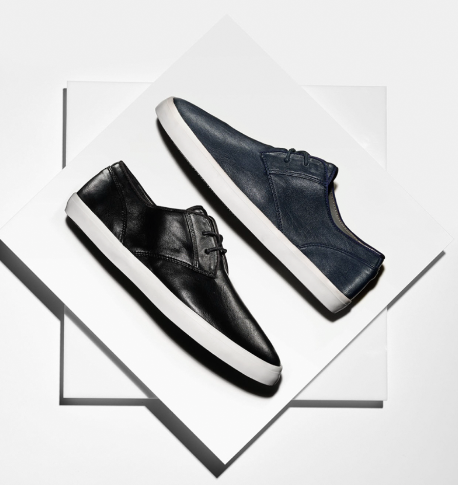 Kick His Outfit Up A Notch With Cool Lace-up Sneakers From
