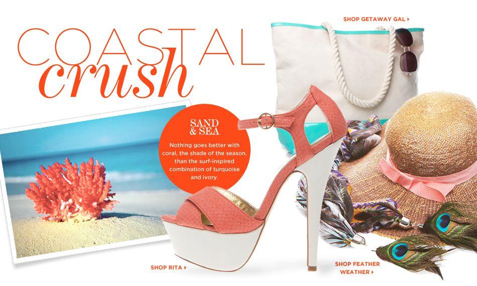 coastal crush - shoedazzle.com