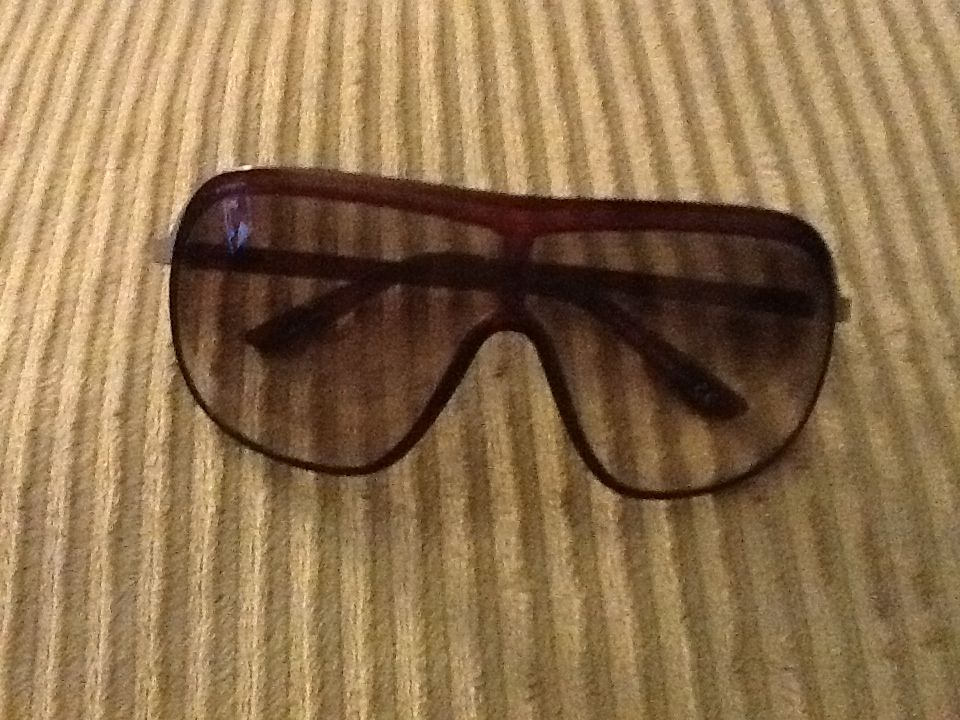 Old Tom Ford glasses - so 2008 and late (actually might be 2009).