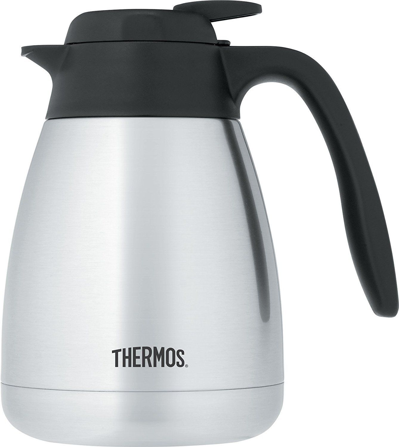 Thermos 34 Ounce/1.0 Litre Vacuum Insulated Stainless
