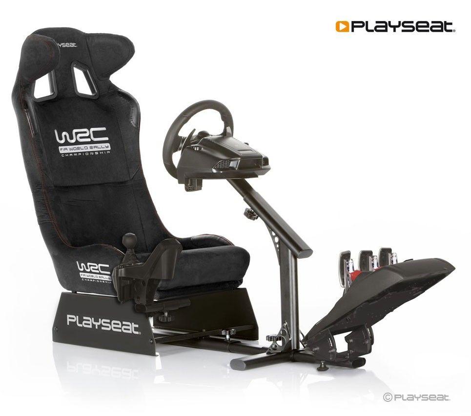 Driving Simulator Pc Ps3 Playseat Wrc Logitech G27