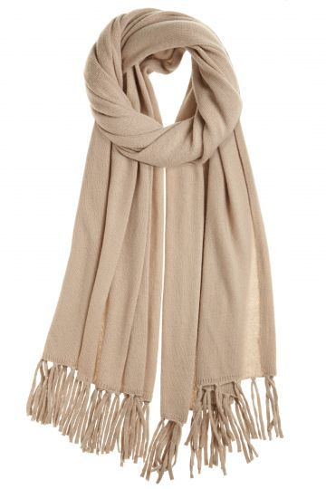 Cushy Cashmere Fringe Scarf | Calypso St. Barth  They had these for $100 on Thanksgiving. Just KICKING myself that I didn't snag one then.