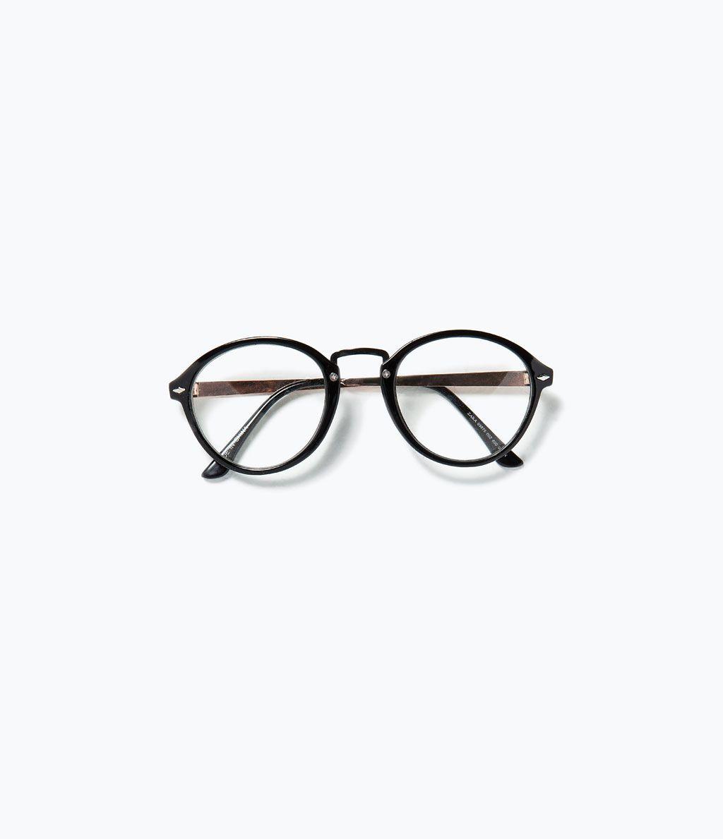 5d1e73758b ZARA - WOMAN - EYEGLASSES Geek Glasses