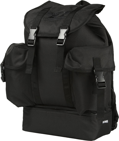 3ddc7c13653f Ah Military Backpack Black W Cooler Compartment