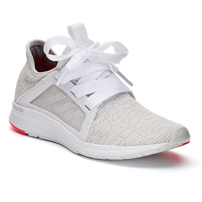 sports shoes f1a5d a0f93 Adidas Edge Lux Womens Running Shoes, White