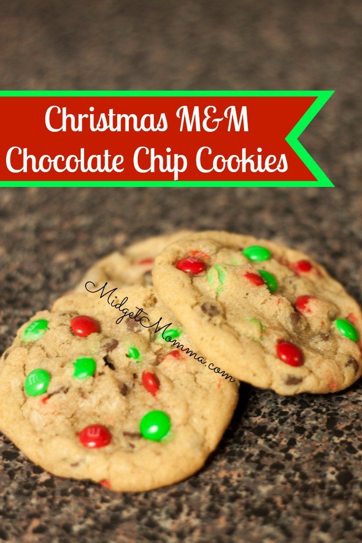 This cookie recipe is great because you get a taste of chocolate in every single bite. You can change up the color of m&m's to match any…