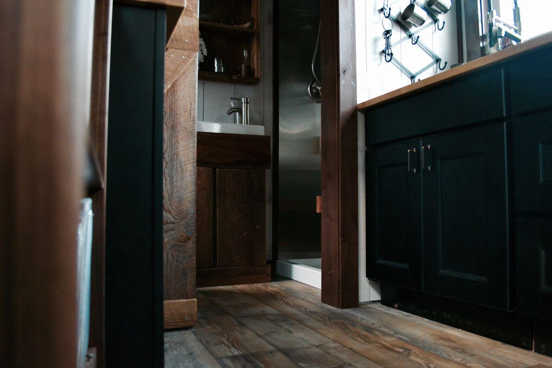Aerodynamic Tiny Home • Tiny Heirloom Luxury Custom Built Tiny Homes