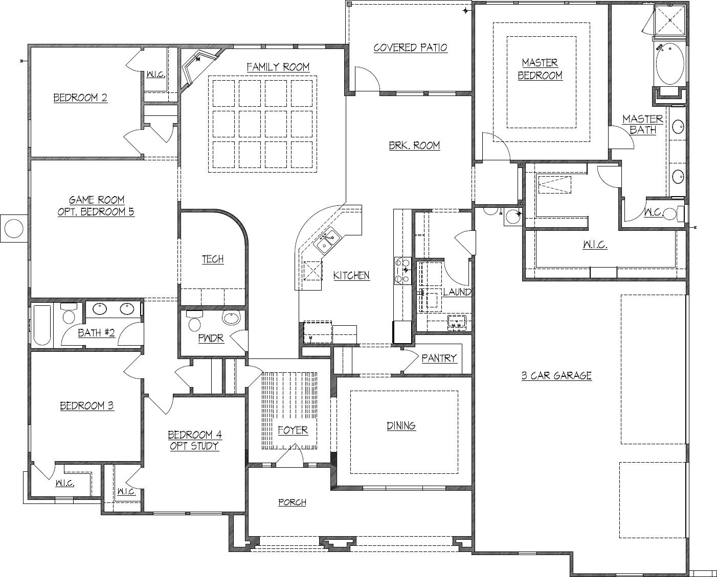 Plan 3000 | McMillin Homes | Custom Home | Pinterest | San antonio