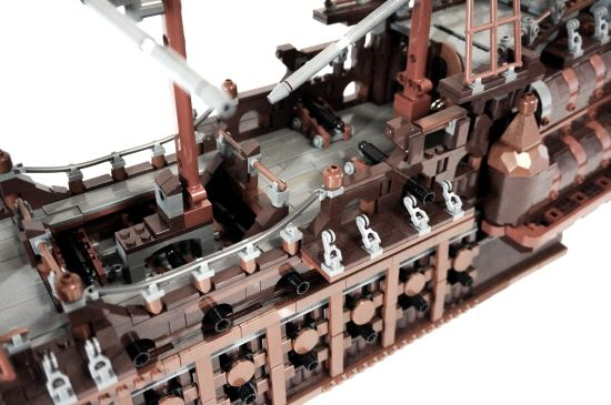 image result for lego pirates of the caribbean flying. Black Bedroom Furniture Sets. Home Design Ideas