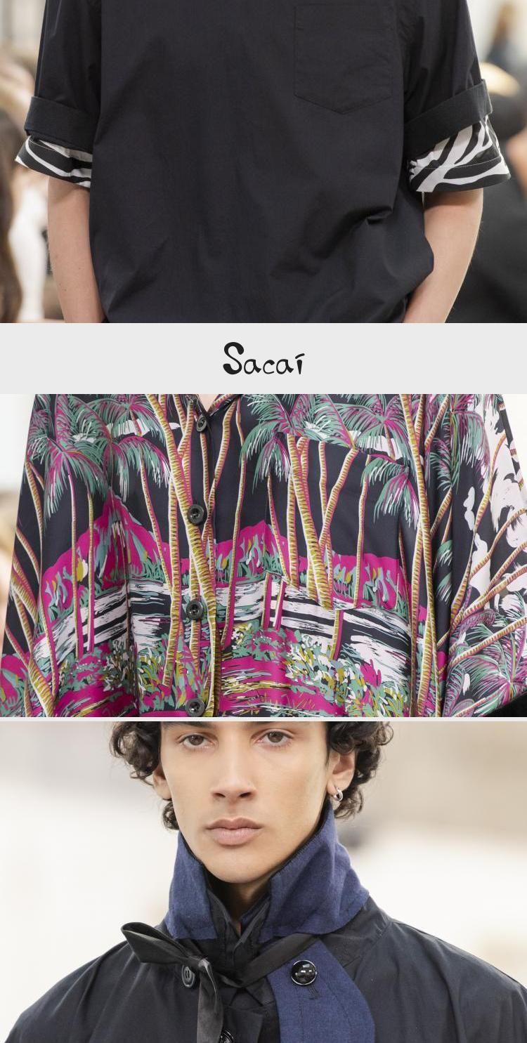 Sacai - Fashion Style