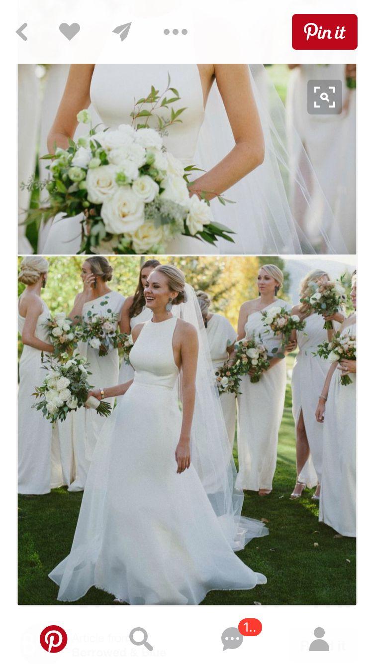 Dress Goals Wedding Dress Necklines Summer Wedding Dress Wedding Dresses