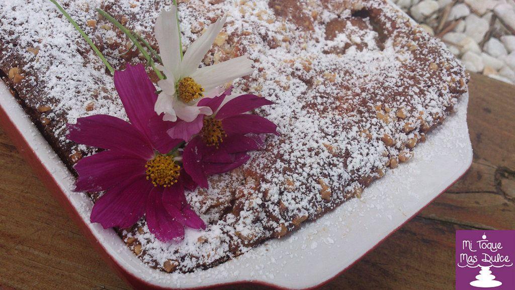 Vídeo: cómo hacer una espectacular tarta de pera y almendras
