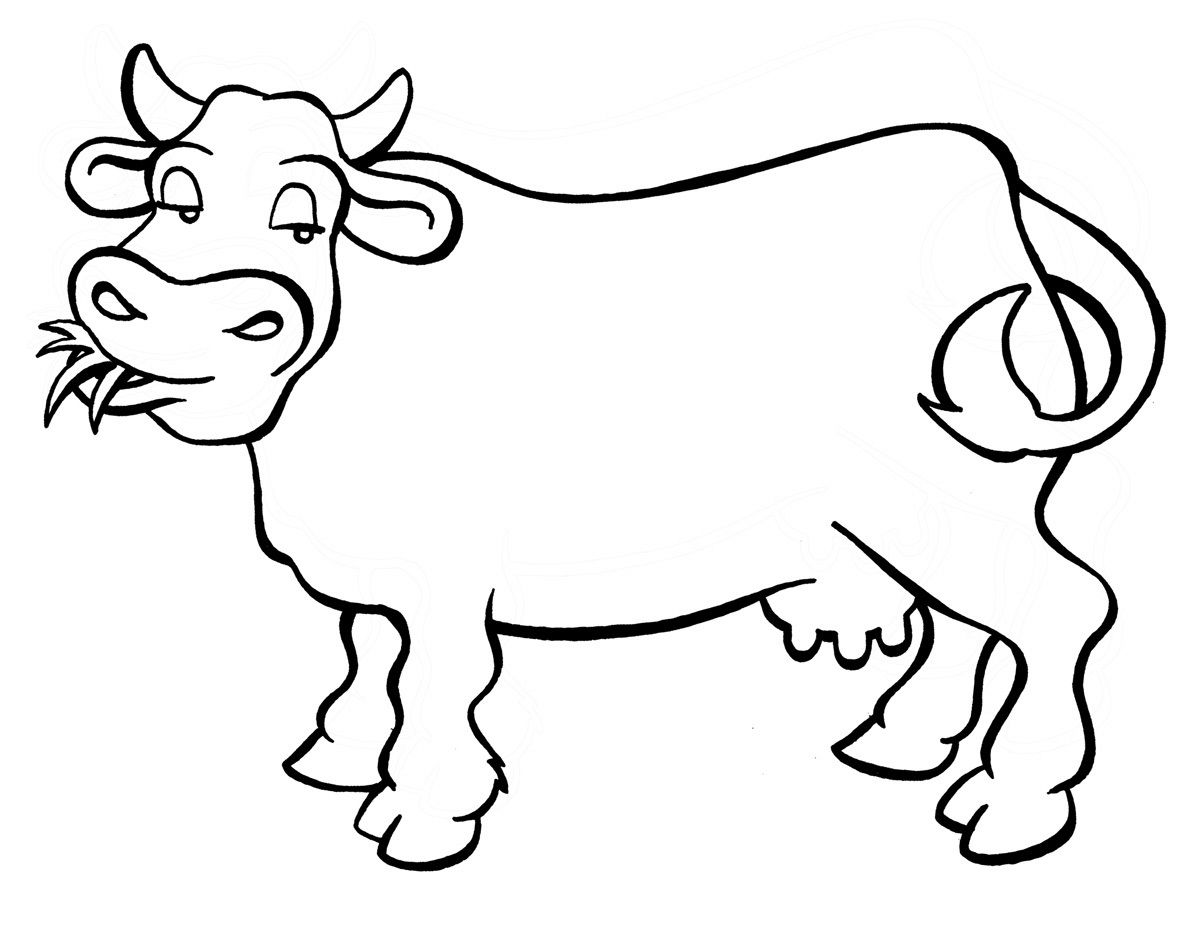 Uncategorized Cow Color Page from lonely cows to hers of these lovable creatures templates printable cow coloring pages