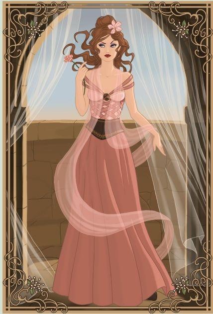 Medieval Princess Meg by ~PinkPetalEntrance