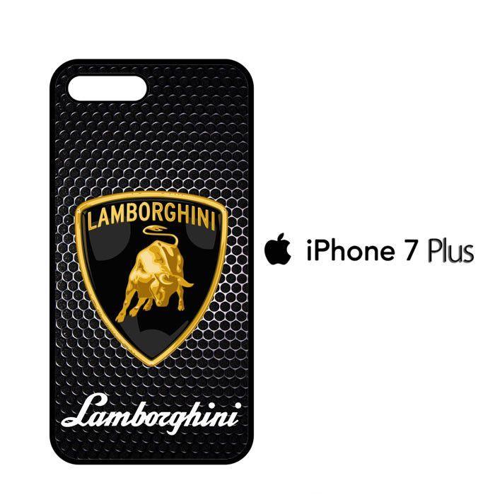 lamborghini logo wallpapers iphone 7 plus case