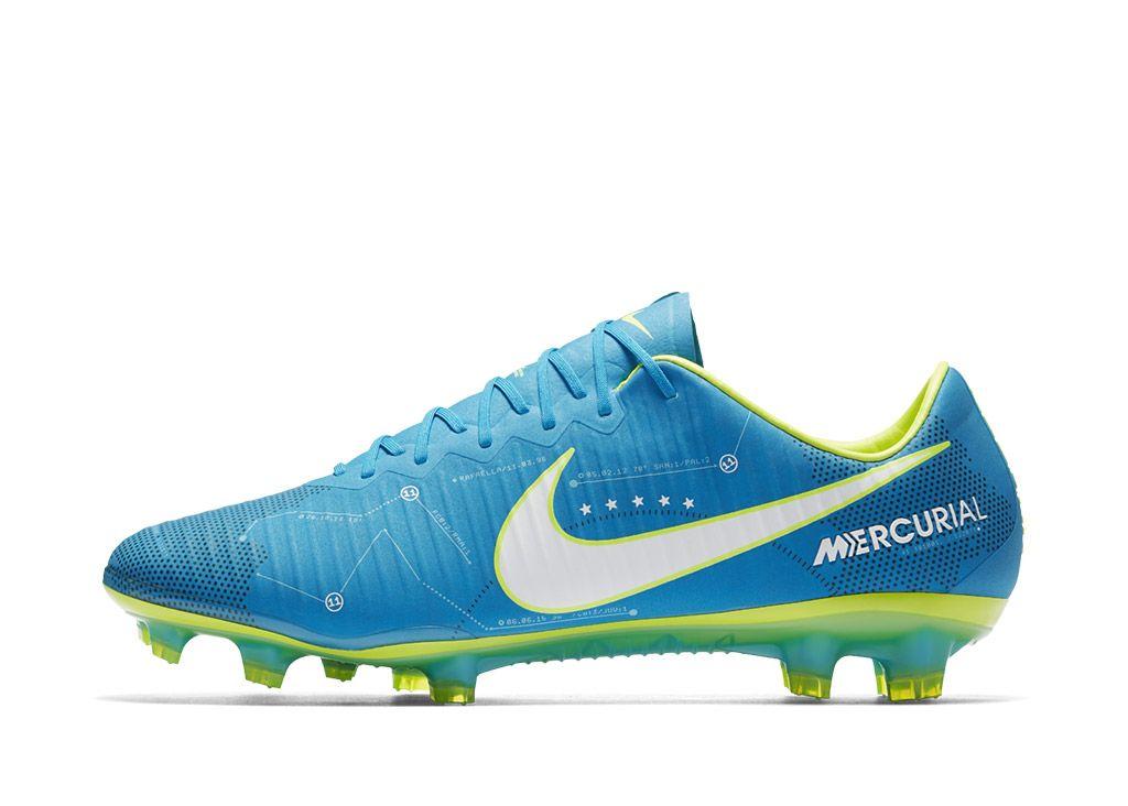 Neymar Jr Debuts First Signature Mercurial Vapor With Nike Neymar Soccer Shoes Soccer Cleats