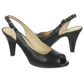 Women's Naturalizer Ivy Black Leather Naturalizer.com